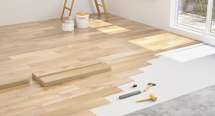 plancher massif amazing colle pour parquet massif. Black Bedroom Furniture Sets. Home Design Ideas